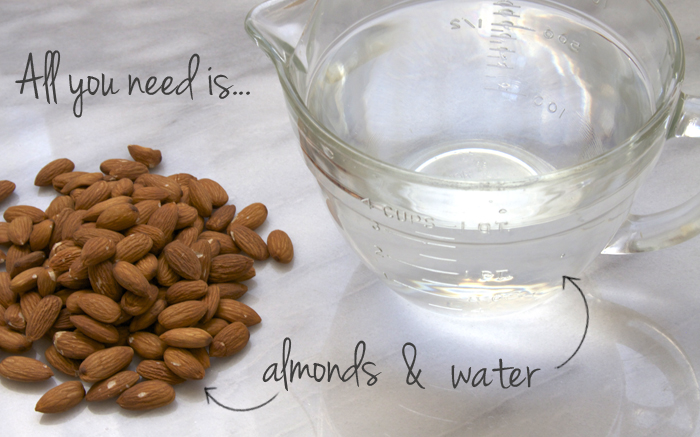 The most effective method to MAKE ALMOND MILK AND ALMOND FLOUR